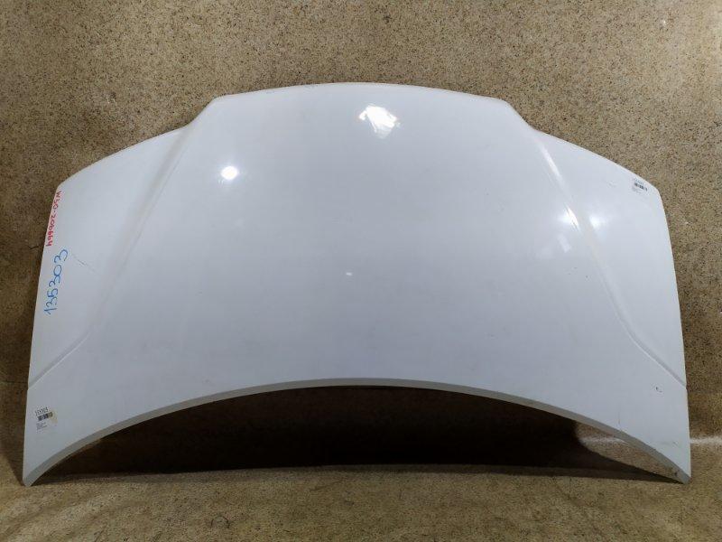 Капот Nissan Largo W30 передний