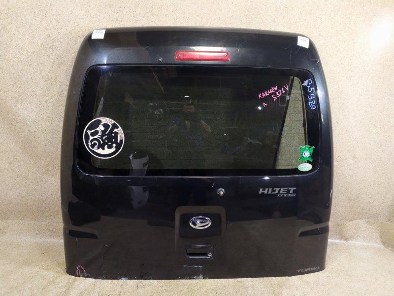 Дверь задняя Daihatsu Hijet S321V задняя