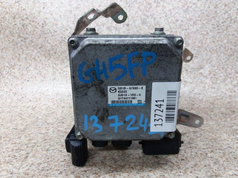 Блок управления рулевой рейкой Mazda Atenza GH5FP