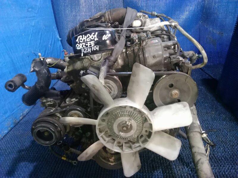 Двигатель Toyota Hiace RZH101 2RZ-E 2000