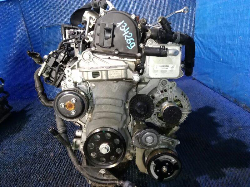Двигатель Volkswagen Polo 6R1 CBZ