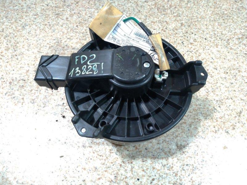 Мотор печки Honda Civic FD2