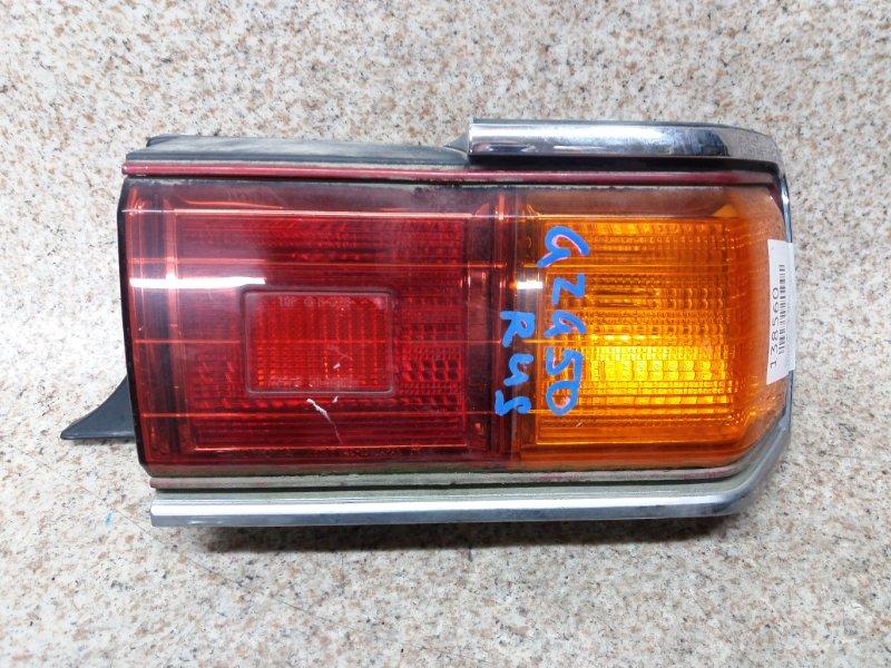 Стоп-сигнал Toyota Century GZG50 задний правый