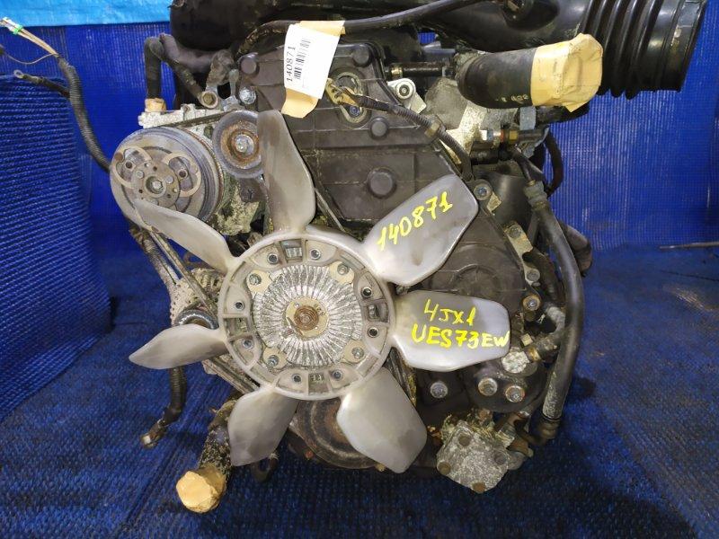 Двигатель Isuzu Mu UES73EW 4JX1T 1998