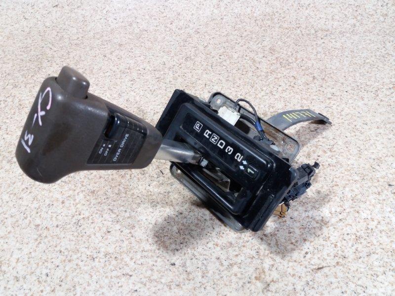 Селектор акпп Nissan Cedric Y31 VG20E