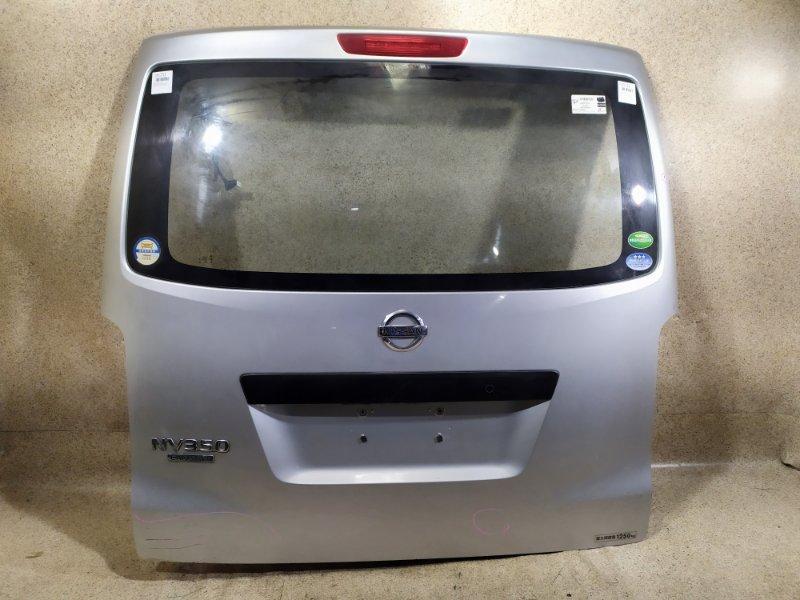Дверь задняя Nissan Nv350 Caravan E26 QR20DE задняя
