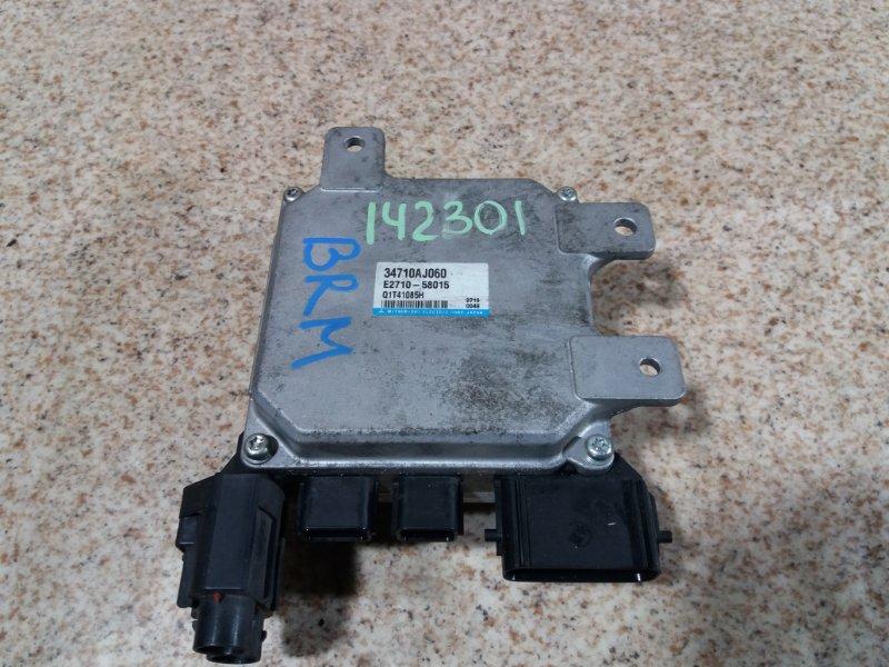 Электронный блок Subaru Legacy BRM
