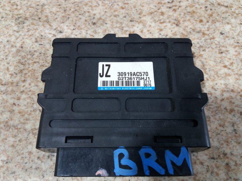 Блок управления акпп Subaru Legacy BRM
