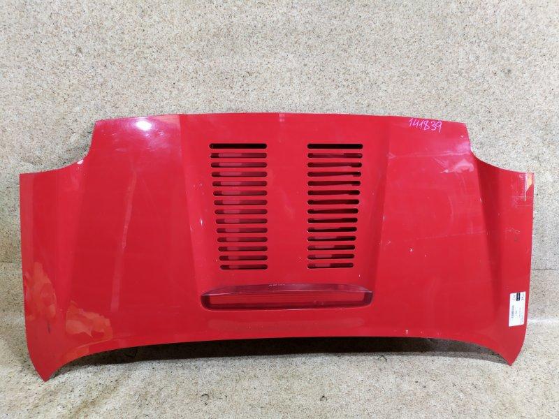 Крышка багажника Toyota Mr-S ZZW30 задняя