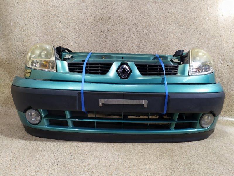 Nose cut Renault Kangoo KC 2004 передний