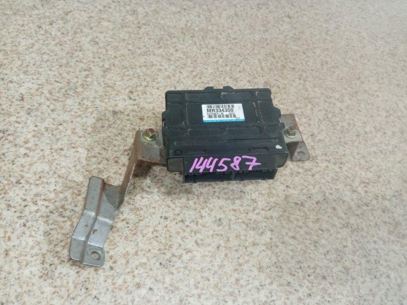 Блок управления abs Mitsubishi Pajero Mini H58A 4A30T