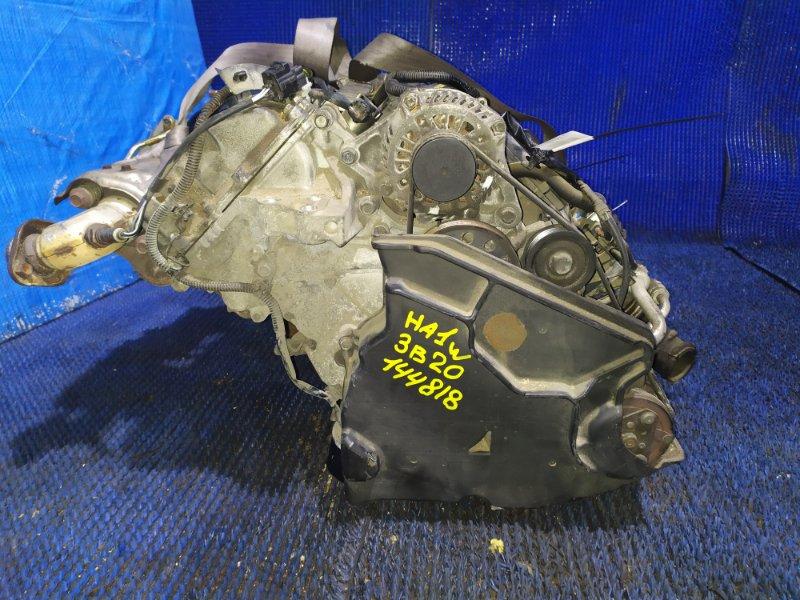 Двигатель Mitsubishi I HA1W 3B20T 2010