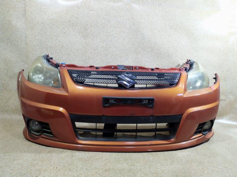Nose cut Suzuki Sx4 YA11S M15A 2006 передний