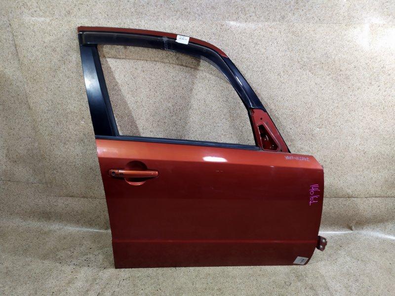 Дверь Suzuki Sx4 YA11S передняя правая