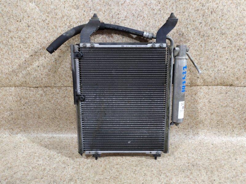 Радиатор кондиционера Mitsubishi Ek Wagon H82W