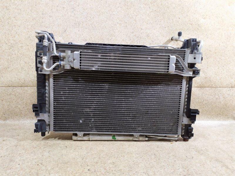Радиатор основной Mercedes-Benz B-Class W245 OM640