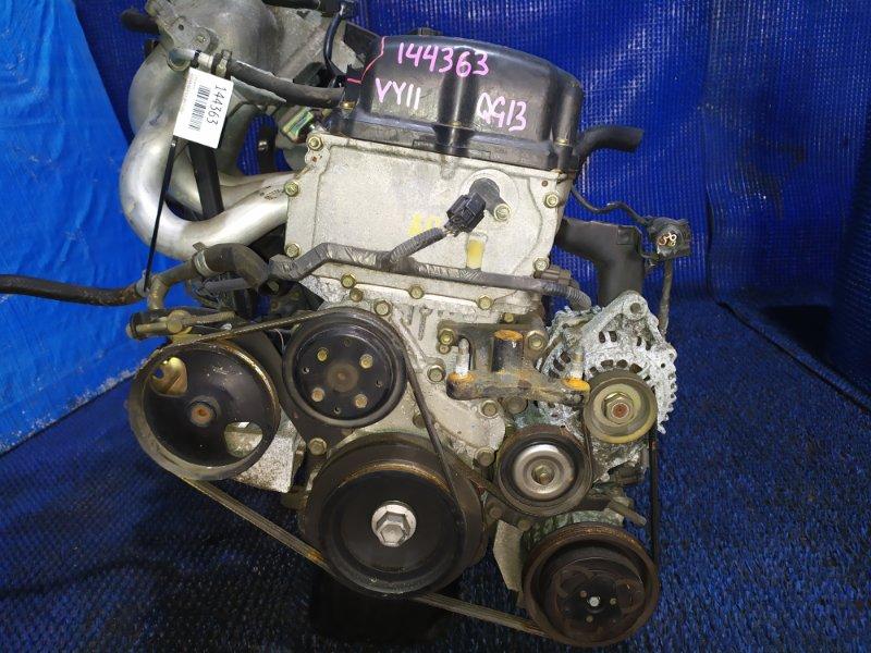 Двигатель Nissan Ad VY11 QG13DE 2005