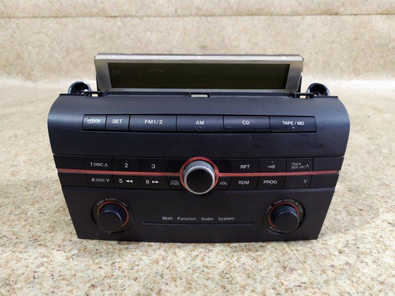 Магнитофон Mazda Axela BK3P
