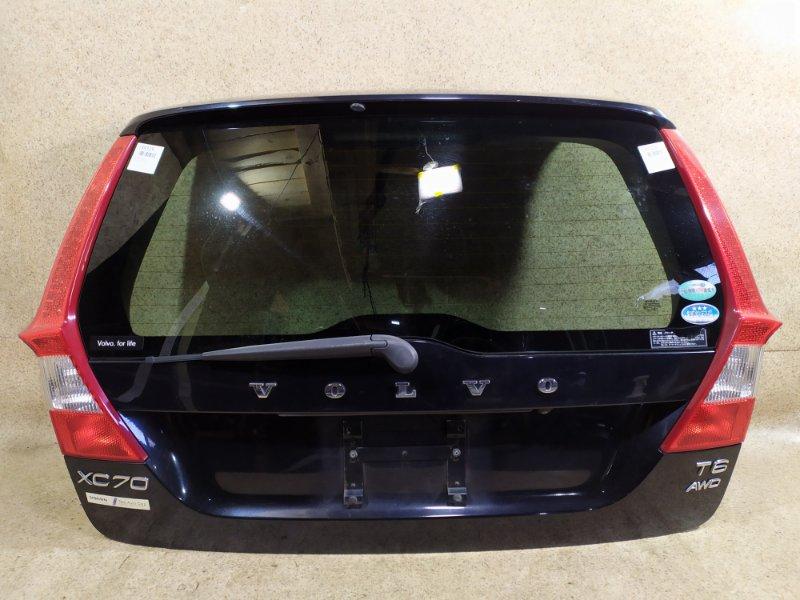 Дверь задняя Volvo Xc70 BZ90 2010 задняя