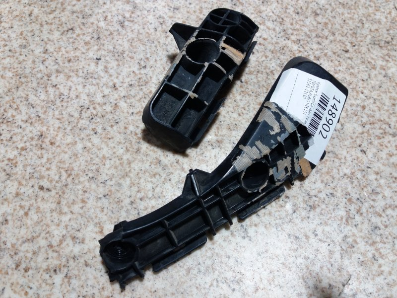 Крепеж бампера Toyota Auris NZE151 задний правый