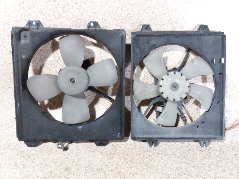 Вентилятор радиатора Mitsubishi Diamante F31A