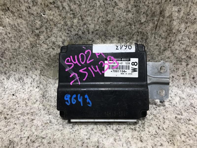 Блок переключения кпп Toyota Lite Ace S402M 3SZ-VE #751439