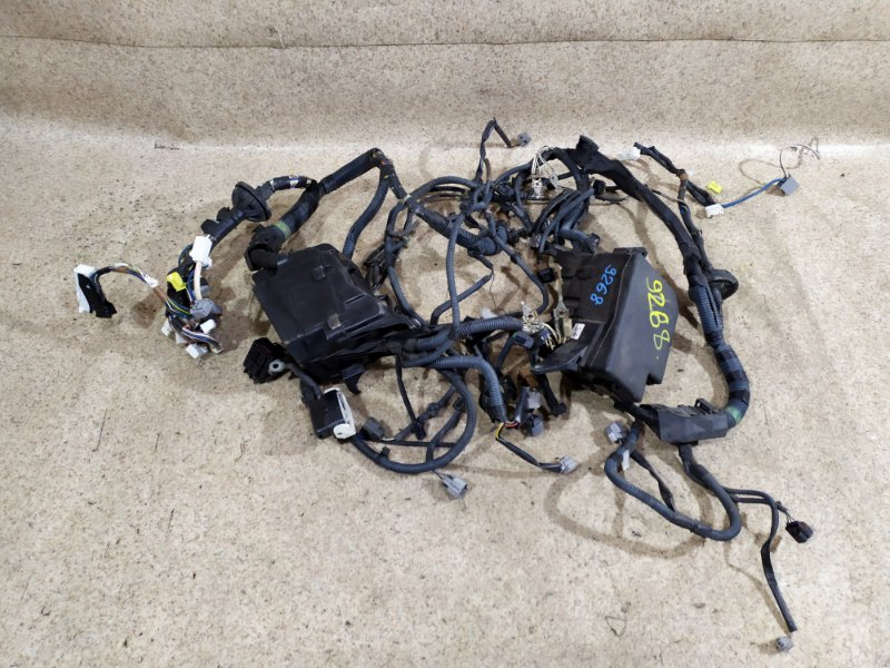 Коса под капот Toyota Rav4 ACA31 2AZ-FE передняя #741362