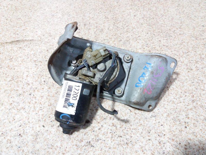 Мотор дворников Toyota Town Ace KM21 передний #531122