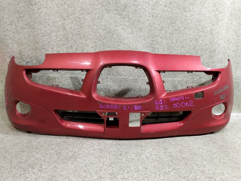 Бампер Subaru R1 RJ1 2004 передний #30062