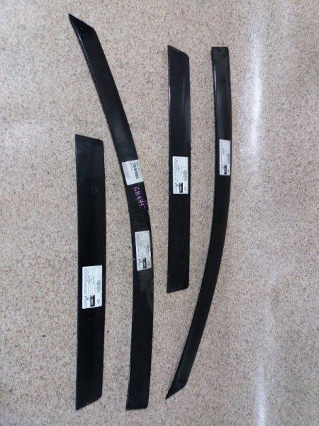 Ветровики комплект Honda Edix BE1