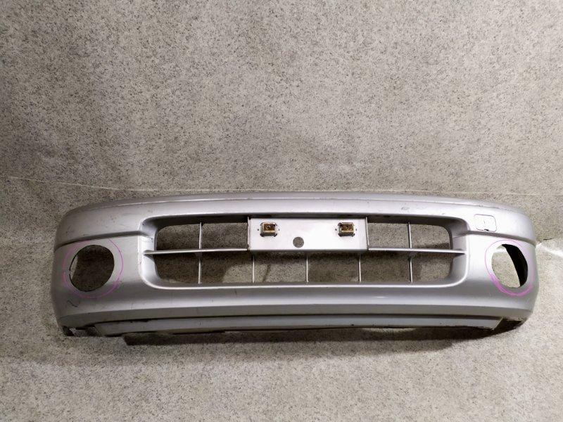Бампер Honda Logo GA3 1998 передний