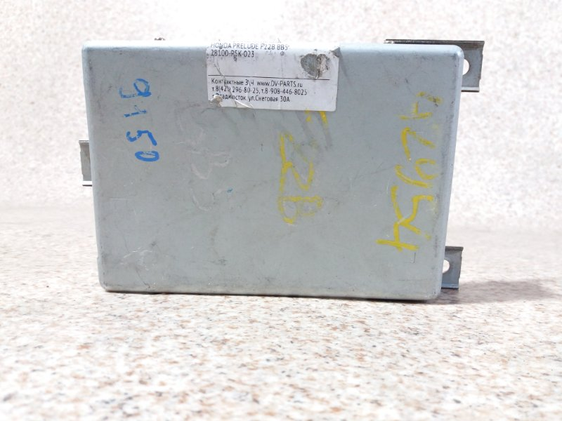 Блок переключения кпп Honda Prelude BB5 F22B #42954