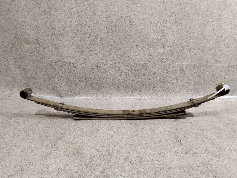 Рессоры Mazda Bongo SE58T задние