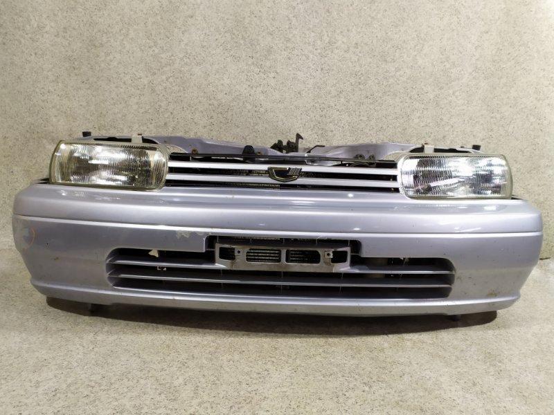 Nose cut Toyota Corolla Ii EL51 5E-FE 1997 передний