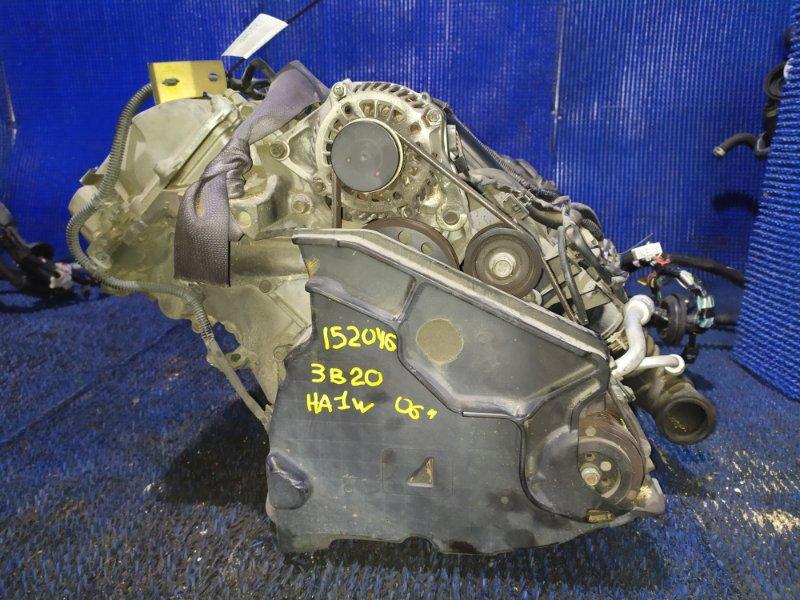 Двигатель Mitsubishi I HA1W 3B20 2006