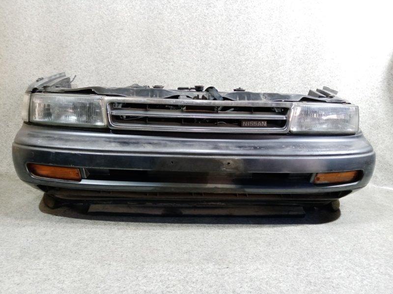 Nose cut Nissan Maxima J30 VG30E 1989 передний