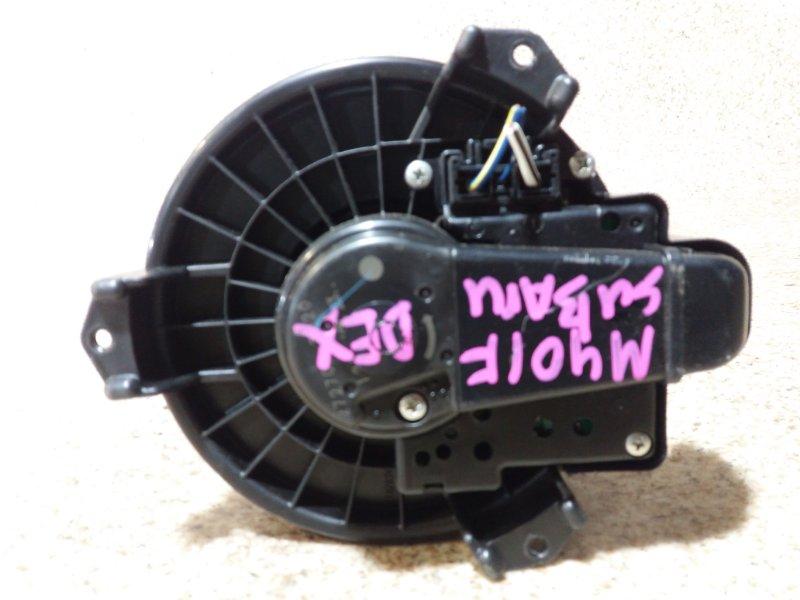 Мотор печки Subaru Dex M401F