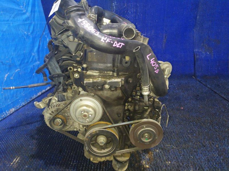 Двигатель Daihatsu Sonica L405S KF-DET 2006