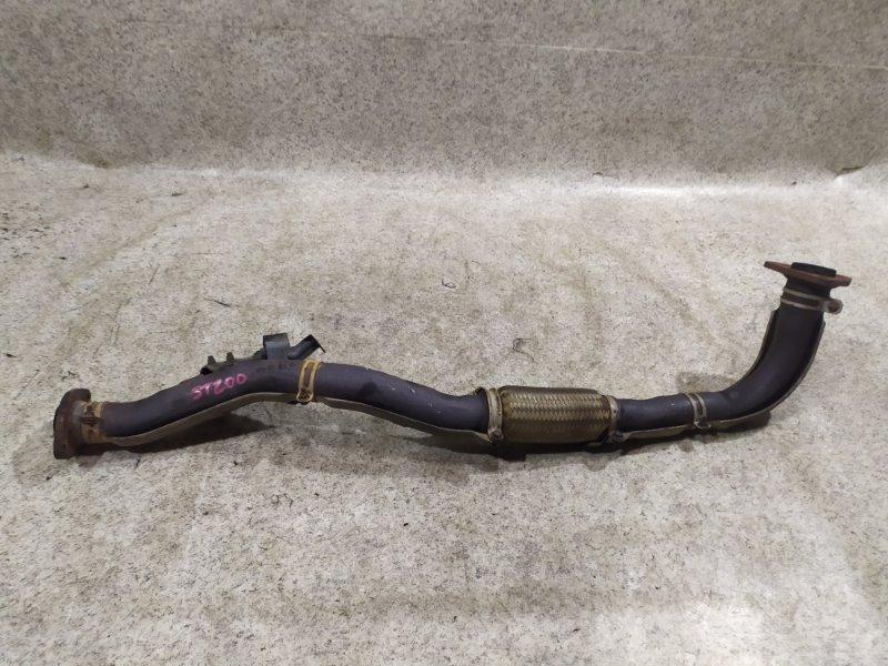 Глушитель Toyota Carina Ed ST200