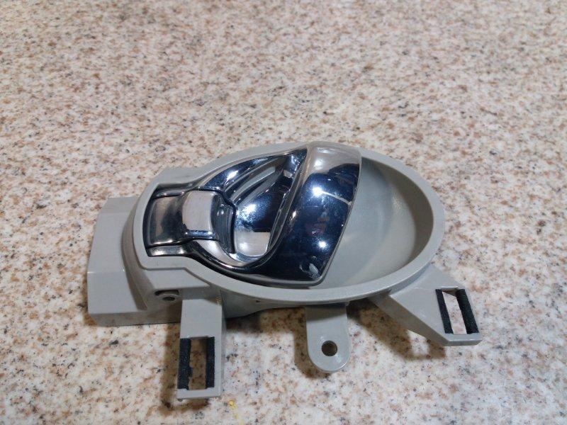 Ручка двери Nissan Cube Z12 HR15DE задняя левая