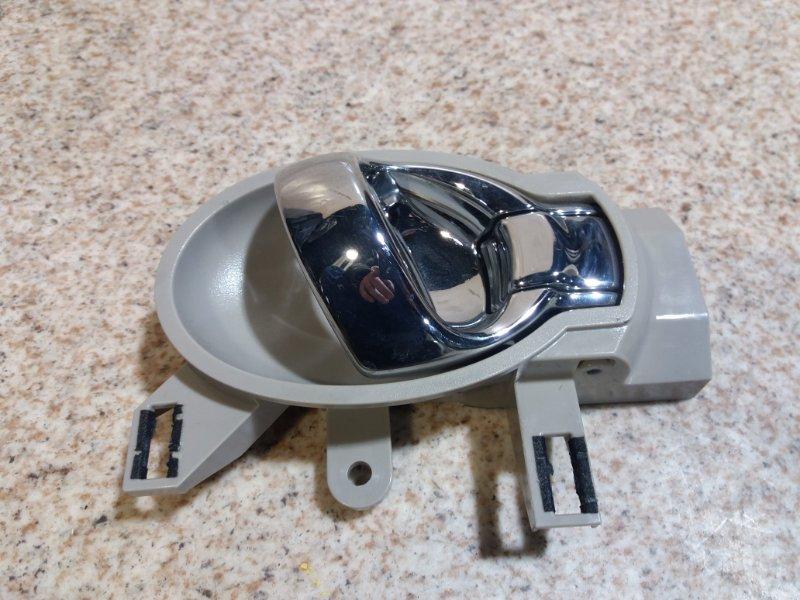 Ручка двери Nissan Cube Z12 HR15DE задняя правая