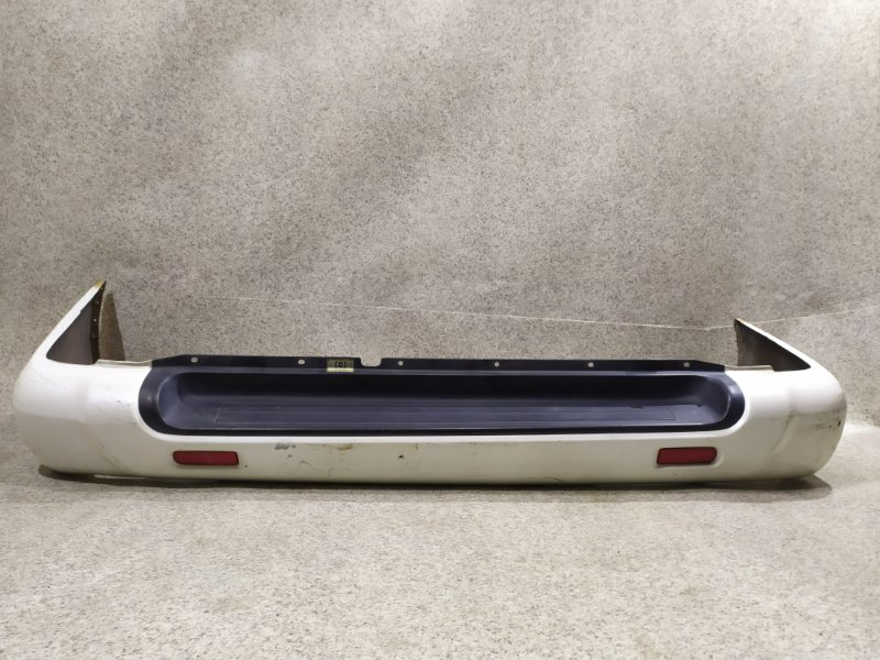 Бампер Nissan Terrano LR50 2000 задний