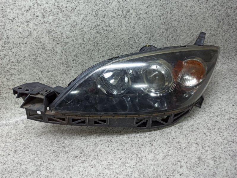 Фара Mazda Axela BK5P передняя левая