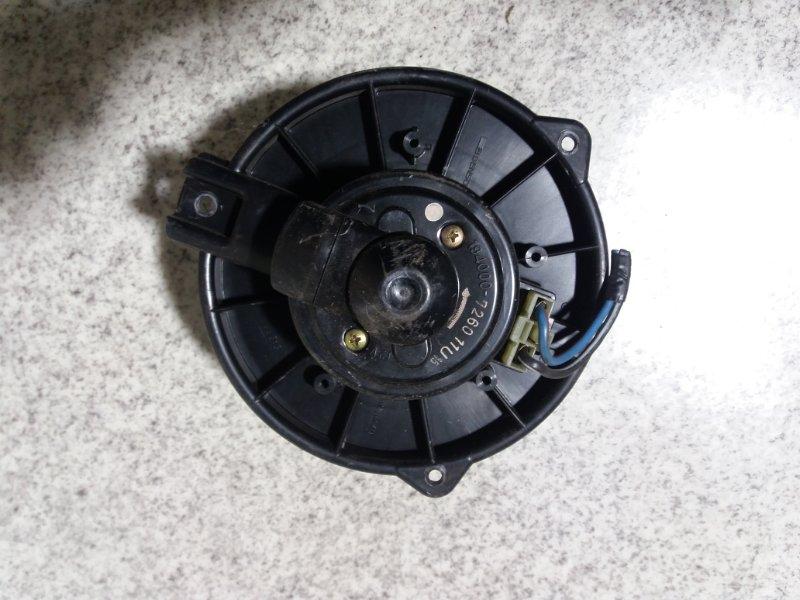 Мотор печки Toyota Mark Ii Qualis MCV20
