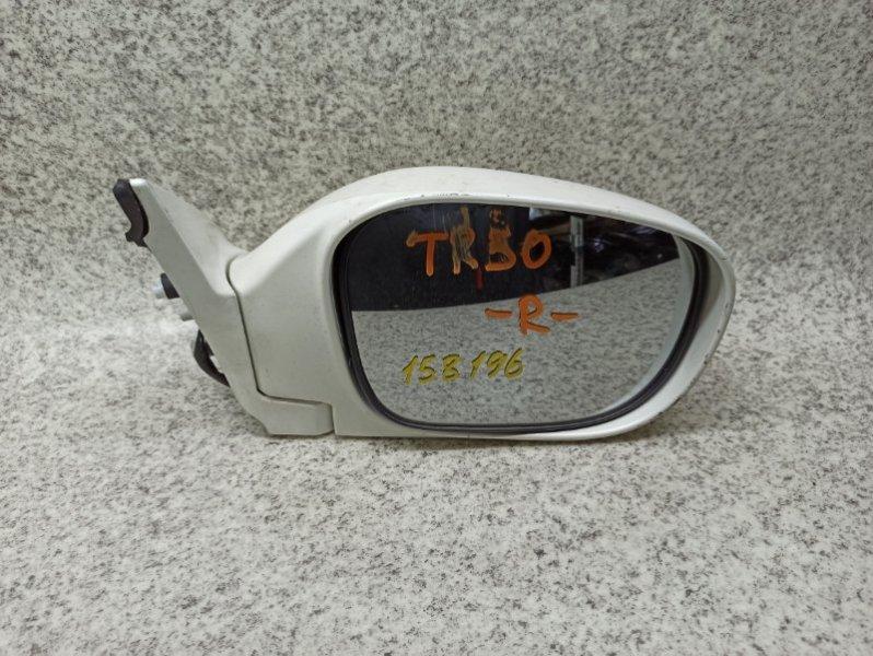 Зеркало Nissan Terrano R50 ZD30DDTI переднее правое
