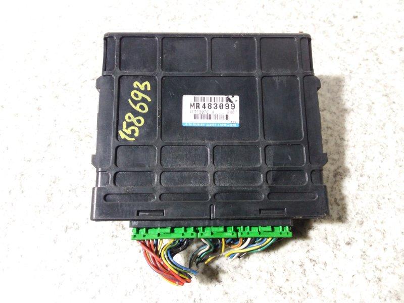 Блок управления акпп Mitsubishi Pajero V45W 6G74 1998