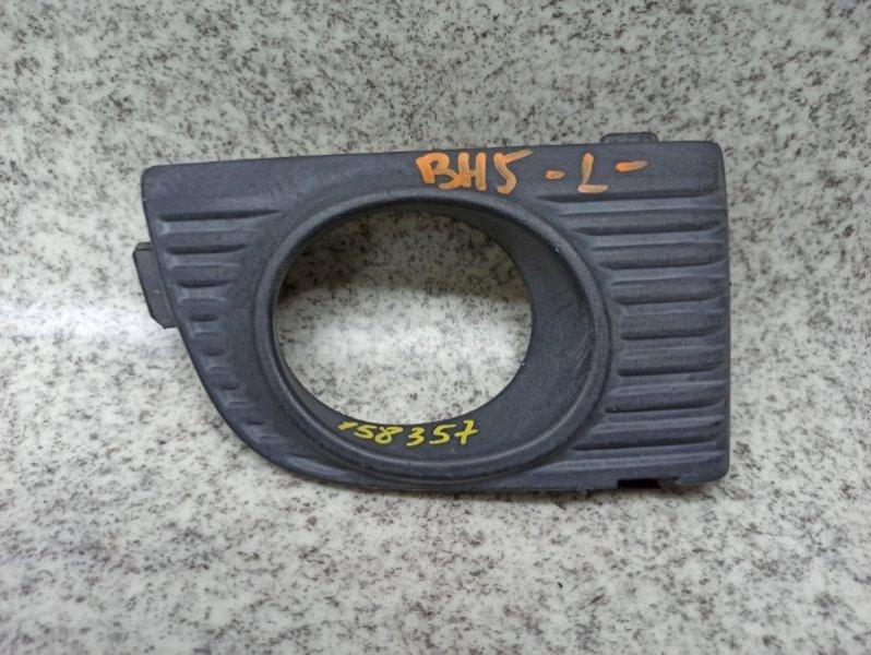 Ободок туманки Subaru Legacy BH5 передний левый