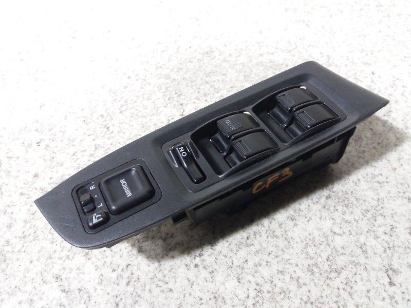 Блок упр. стеклоподьемниками Honda Torneo CF3 передний правый