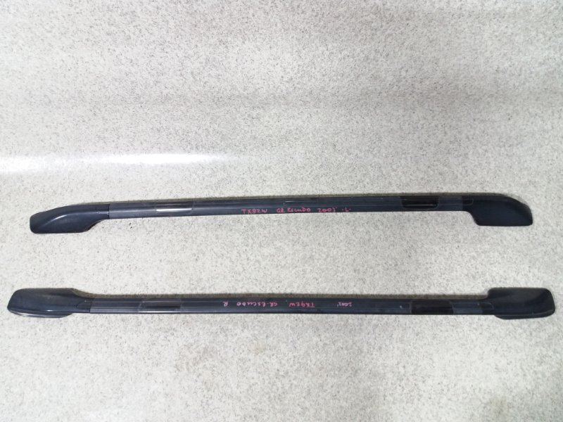 Рейлинги Suzuki Grand Escudo TX92W 2003