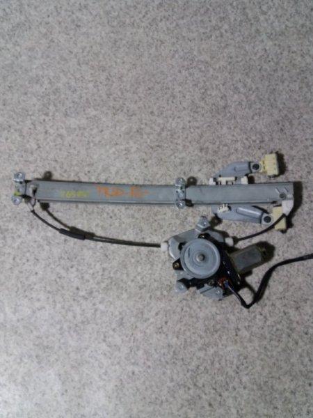 Стеклоподъемник Nissan Terrano R50 ZD30DDTI задний левый